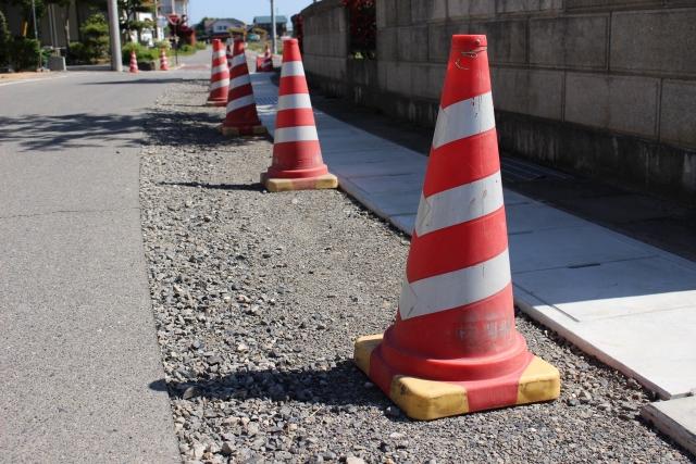 危険なブロック塀の5つの特徴